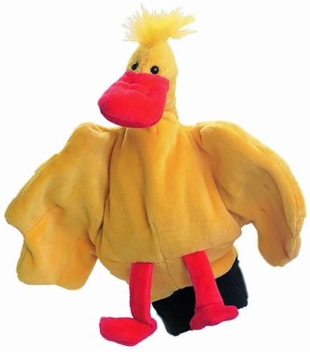 Beleduc  Handpuppe Kinderhandschuh Ente