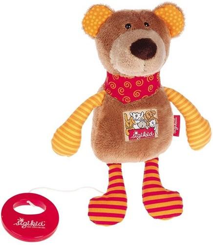 sigikid Mini-Spieluhr Bär