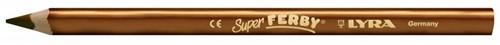 SUPER FERBY® metallic-brown