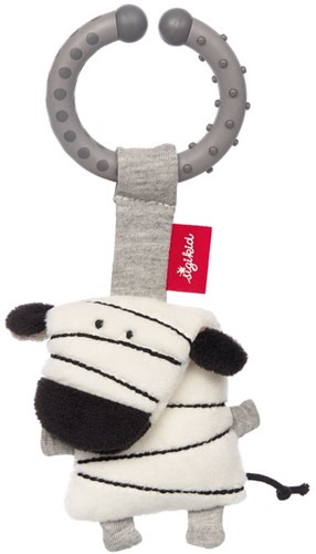 Sigikid Anhänger Zebra, Urban Baby Edition