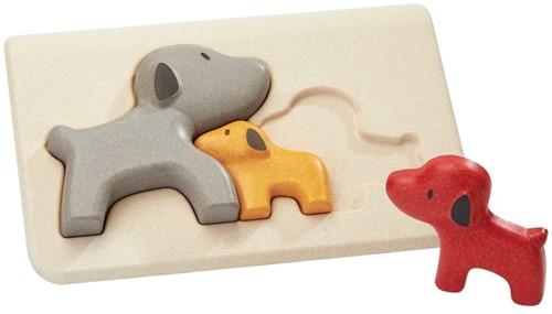Plan Toys Hond puzzel