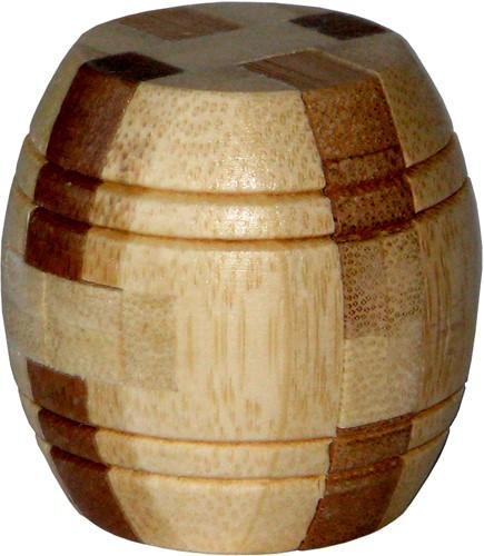 Eureka puzzel Barrel***