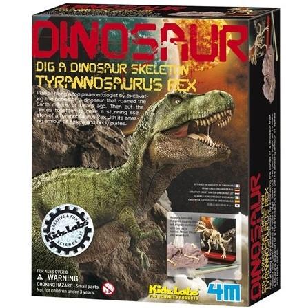 Borella Fun Science Scava Un Fossile T-Rex