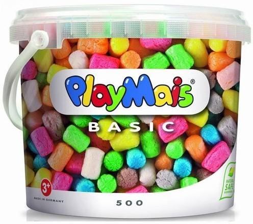 PlayMais Bastelmaterial 500 Eimer