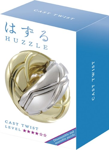 Huzzle puzzel Cast Twist****