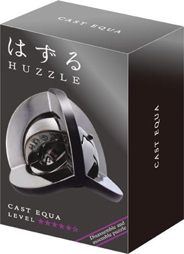 Huzzle puzzel Cast Equa*****