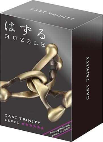 Huzzle puzzel Cast Trinity******