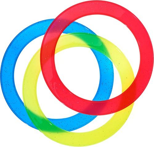 Acrobat - Set 3 Juggling Rings Junior (d. 24 cm)