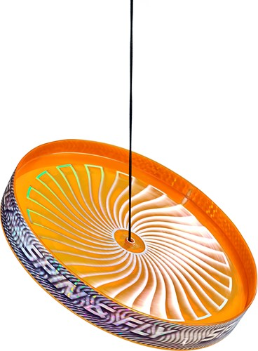 Acrobat - Spin & Fly Juggle - Orange