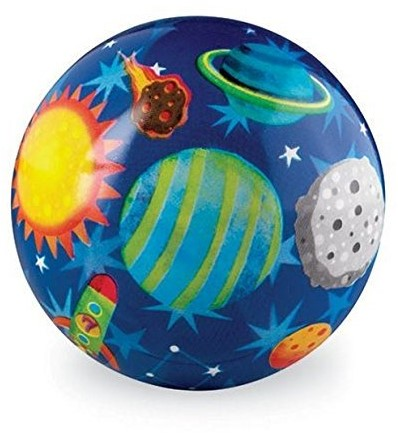 Crocodile Creek 10 cm Play Ball/Space