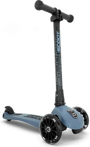 Scoot and Ride step Highwaykick 3 - Steel