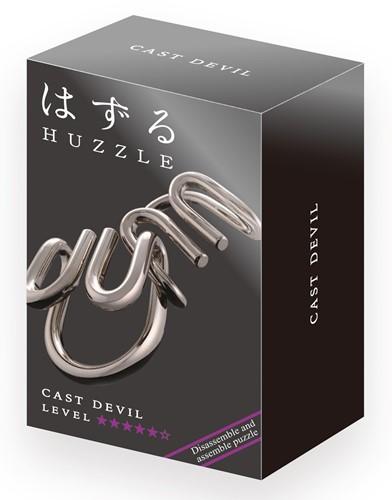Huzzle puzzel Cast Devil*****