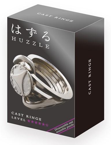 Huzzle puzzel Cast Ring II*****