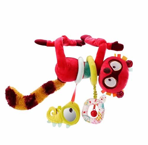 Lilliputiens Georges Akti-Lemur