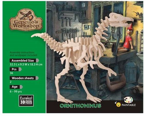 Gepetto's Workshop Ornithomimus