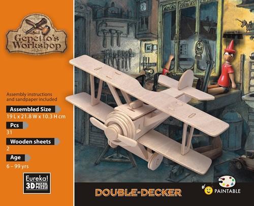 Eureka Gepetto's Workshop - Double-Decker