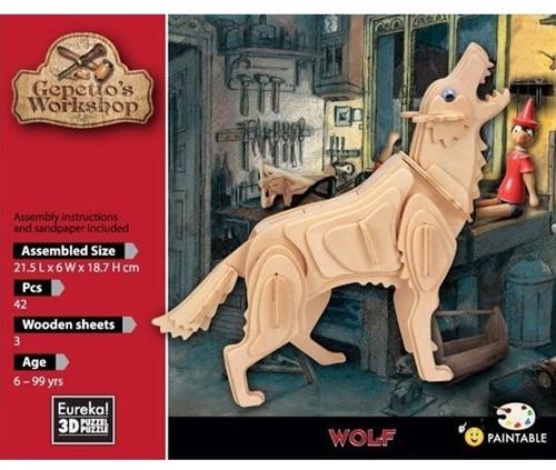 Eureka Gepetto's Workshop - Wolf