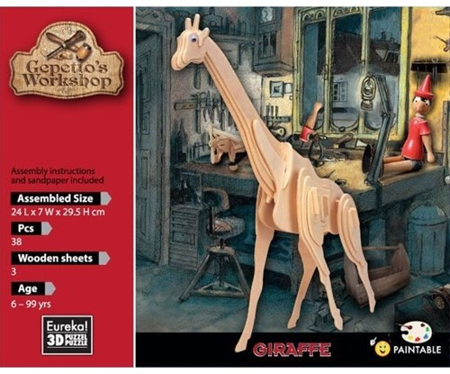 Eureka Gepetto's Workshop - Giraffe
