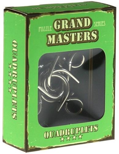 Eureka puzzel Grand Master Puzzle Quadruplets**** (Green)