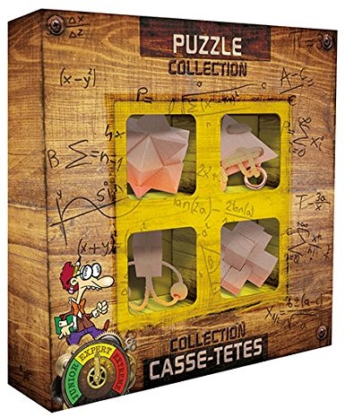 Eureka puzzel Expert Wooden Puzzles collection