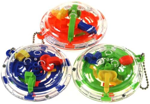 Eureka puzzel Display with 20x Mini Amaze UFO****