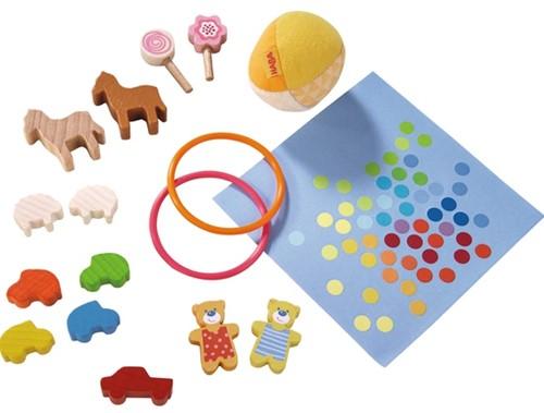 HABA Little Friends - Spielset Lieblingsspielzeug