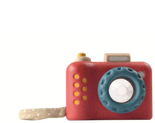Plan Toys  Holz Lernspiel Meine erste Kamera