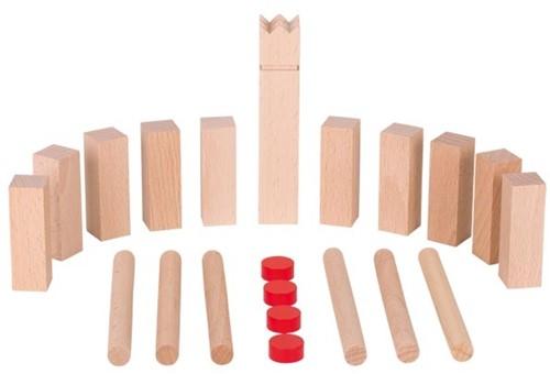 Goki Wikingerspiel Mini-KUBB