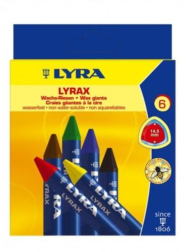 LYRAX WAX-GIANTS BOX K06