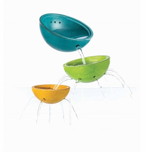 Plan Toys  Holz Badespielzeug Wasserschalen Set