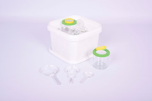 TickiT CLASS PACK OF MAGNIFIERS & HAND LENSES
