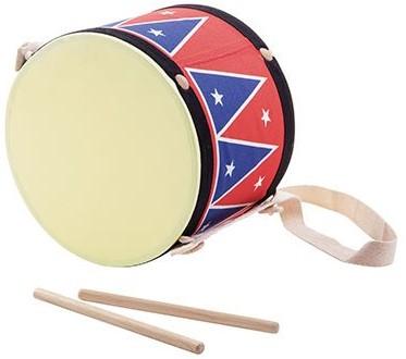 Plan Toys  Holz Musikinstrument Große Trommel II