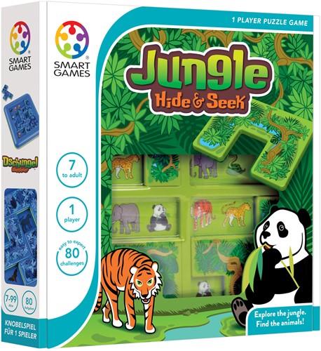 SmartGames Hide & Seek Jungle