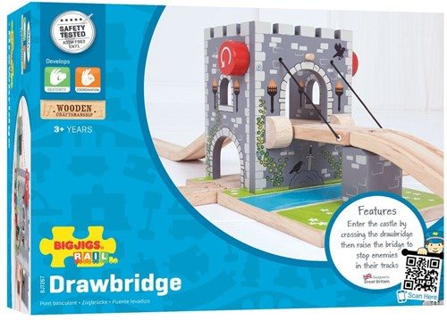 Bigjigs Drawbridge