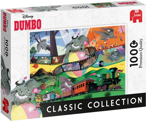Disney Classic Collection Dumbo 1000 Teile