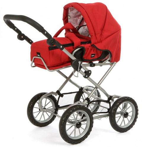 Brio Puppenwagen Combi - Rot