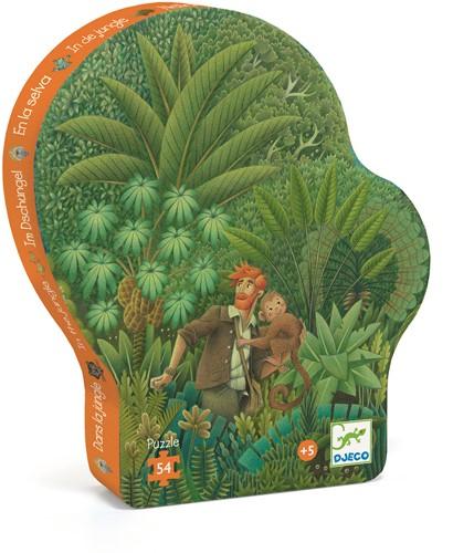 Djeco Dans la jungle - 54 pcs*