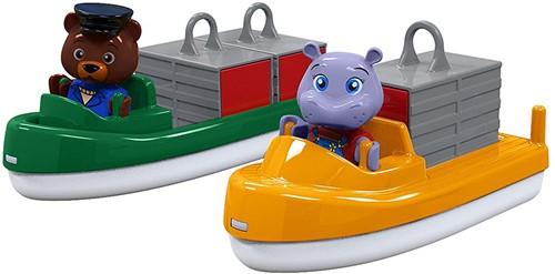 AquaPlay Container- & Transportboat