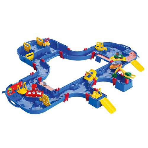 Aquaplay Wasserbahn 544 Multi-Set
