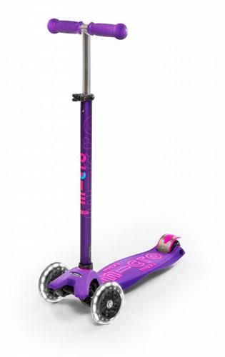 Maxi Micro Deluxe Purple LED