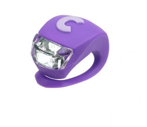 Micro LED lampje deluxe paars