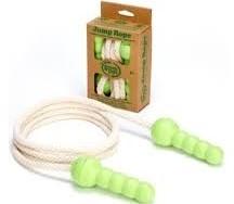 Green Toys Springseil - Grün