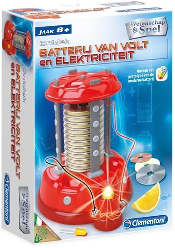 Clementoni 66693 Wissenschafts-Bausatz & -Spielzeug für Kinder