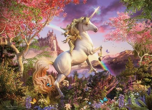 Cobble Hill puzzle 1000 pieces - Unicorn