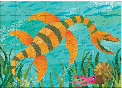 Mudpuppy Mini Puzzle/Rhomaleosaurus