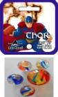 Don Juan knikkers Thor 20x 16mm + 1x 25mm