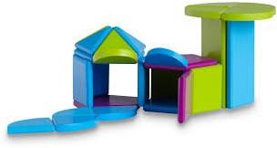BS Toys Magnetblöcke – Sommerhaus