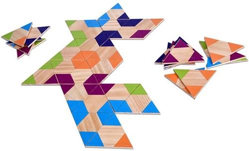 BS Toys Dreieck Domino