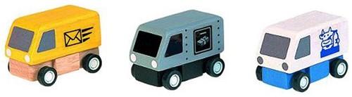PlanToys Delivery Vans Spielzeugfahrzeug