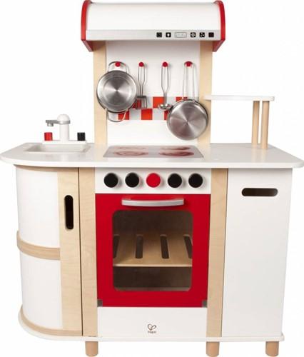 Hape Holzküche Multifunktionale Küche E8018